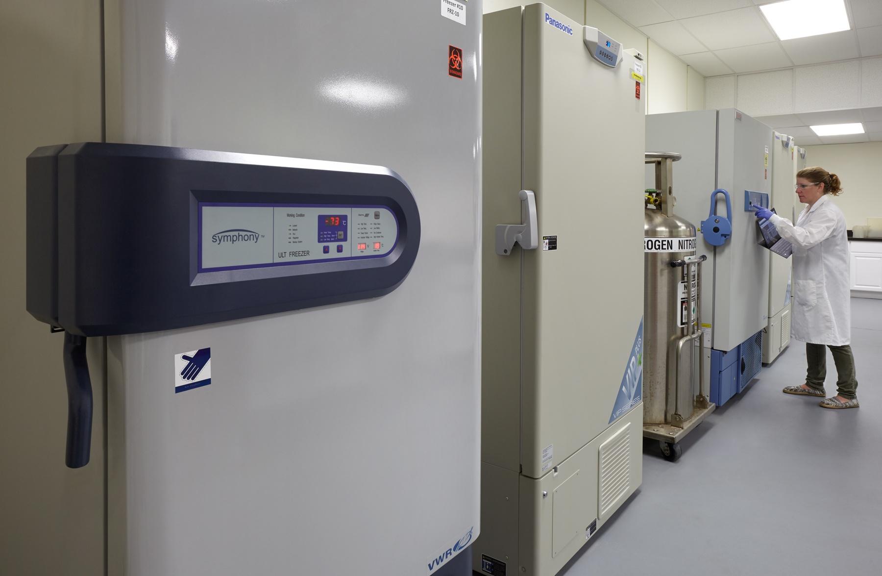 Freezers - Storage