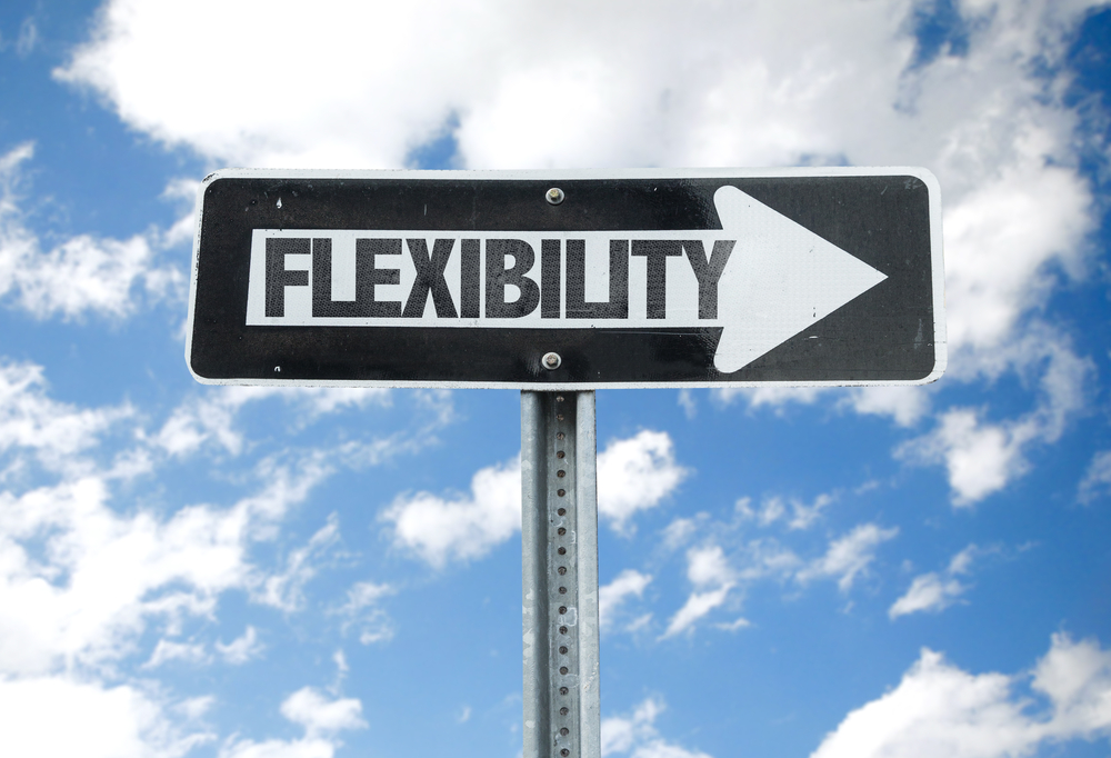 Flexibility Requires Structure